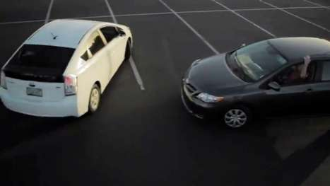 Hybrid Parking Wars