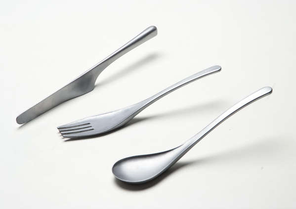 Gravity-Defying Forks