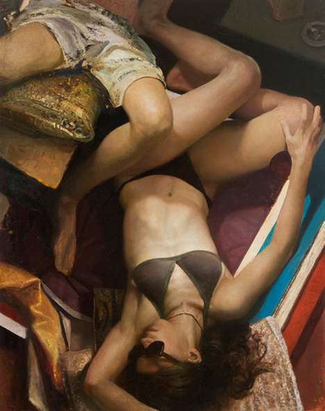 Modern Realist Masterpieces - Vincent Desiderio Contemporizes Techniques of Classic Artists