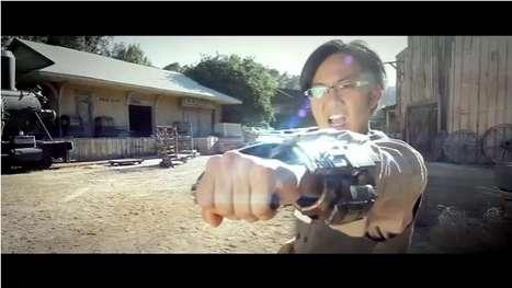 Sci-Fi Western Shootouts