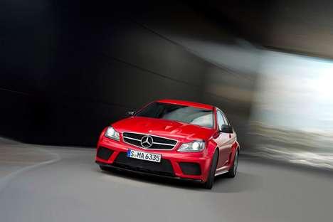 Ravishing Red Rides