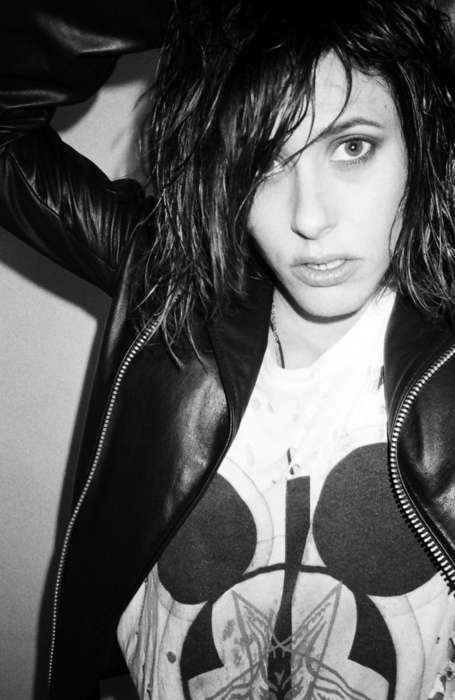 The Kate Moennig Work Magazine Shoot is Grunge-Chic