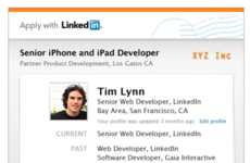 Easy Employment Apps - Searching for Work is Easier with LinkedIn's New Embeddable Job Applications