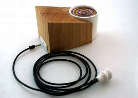 Mood Music Machines - Sam Stringleman's MP3 Player Chooses Songs Based on Emotions