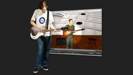 Virtual Guitar Lessons