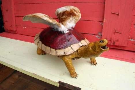 Hyper-Real Nintendo Turtles