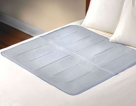 Chilly Sleeping Tools - Snooze Comfortably With the Sleep Assisting Cooling Pad