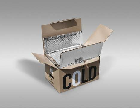 Cardboard Cooler Boxes Chills in an Eco-Friendly Manner