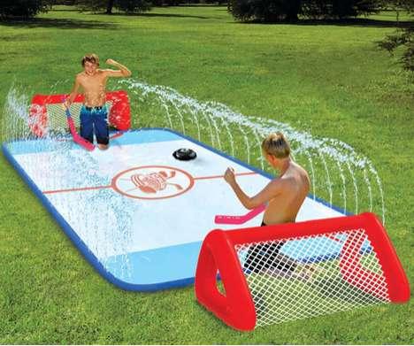 Competitive Backyard Sports