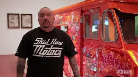 Graffiti Exhibition Narratives