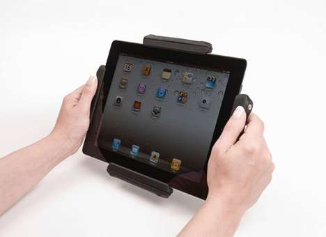 The TabGrip 2 iPad 2 Case Offers a Steady Grasp for the Hand