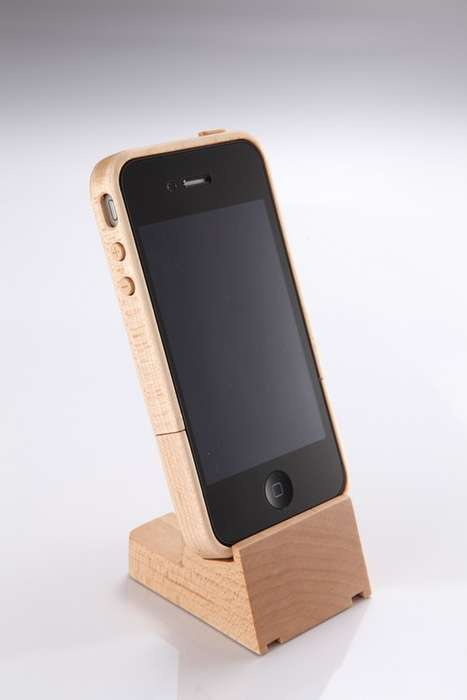 Timber Smartphone Accessories