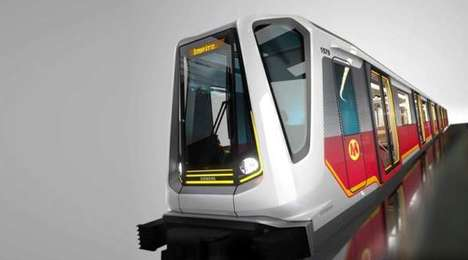 13 Hi-Tech Subways
