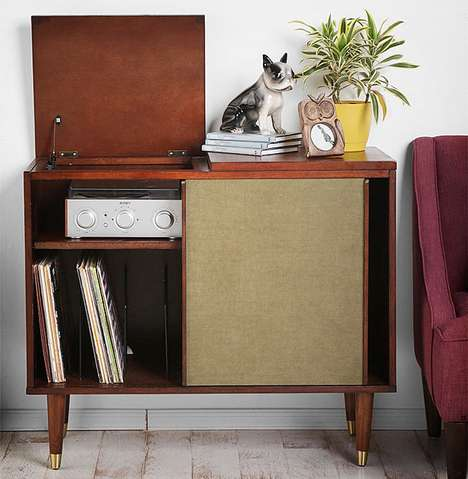 60s-Inspired Furniture
