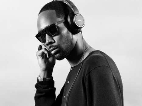 Hip-Hop Hero Headphones