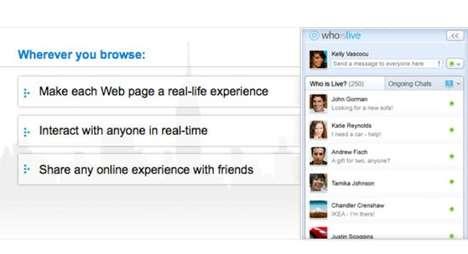 Internet Conversation Apps