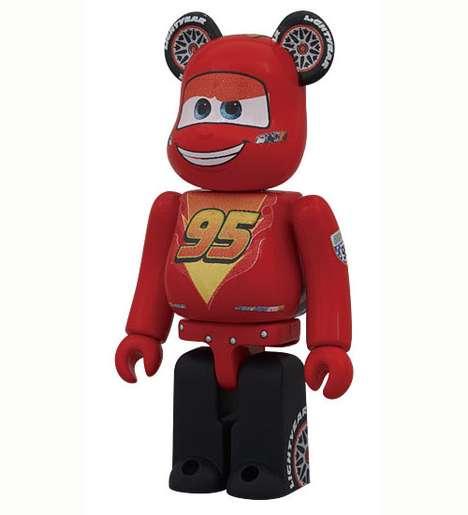 Expressive Pixar Figurines