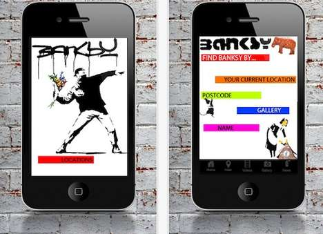 Sizzling Street Art Apps