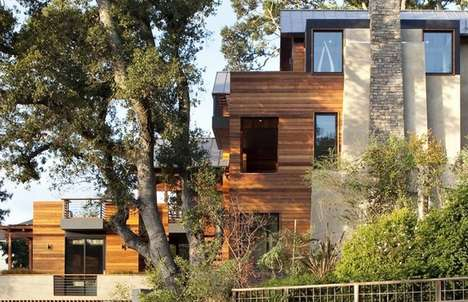 'The Hillside House' Represents Spectacular Design and Sustainability