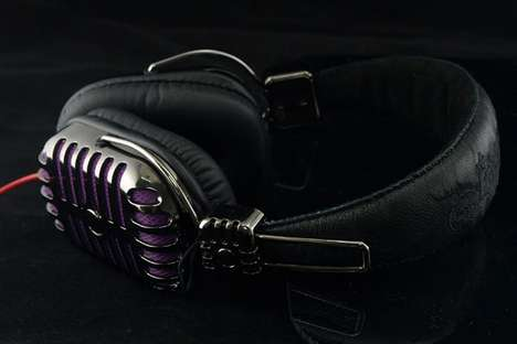 Vintage Rockabilly Headsets