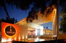 Exquisite Terrace Eateries - The La Grelha Restaurant Offers Patrons Open-Concept Dining