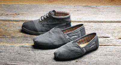 Bearded Botas Kicks Toms Movember Shoe Helps Change The Face Of Men S Health