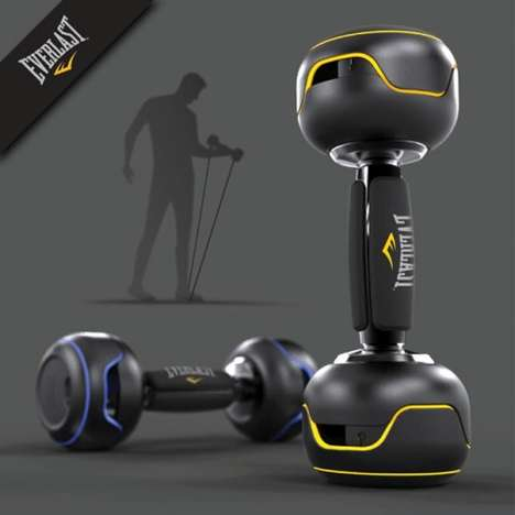 Stretchy Dumbbell Designs
