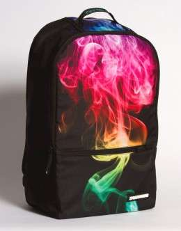 Meticulous Graphic Backpacks - Rock the Streets With These Detailed Designs From Spraygound