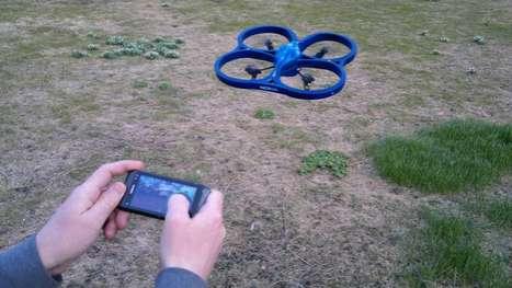 Smartphone Piloting
