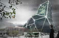 Sustainable Crystallized Structures