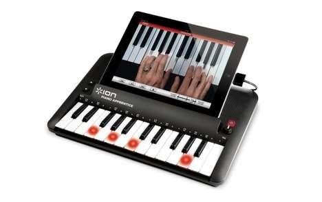 Tablet Keyboard Tutors