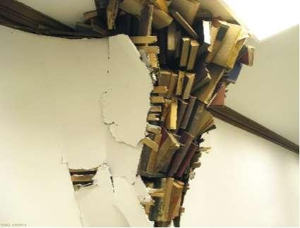 Book-Busting Walls
