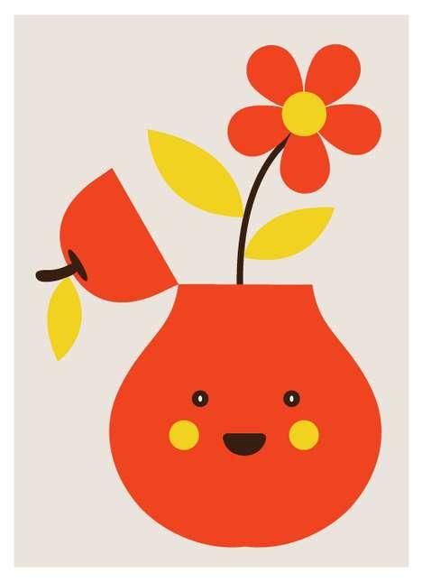 Feel-Good Fruit 'Toons