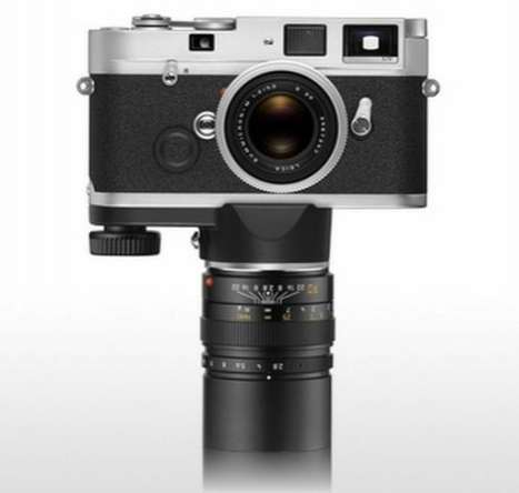 Luxury Camera Lens Stands
