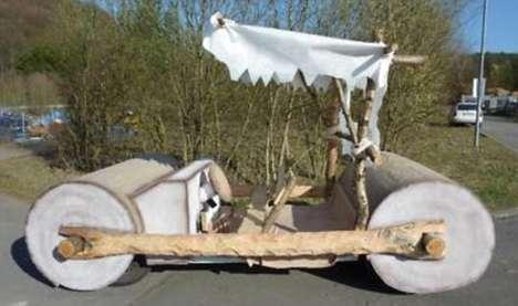 Cartoon Car Creations