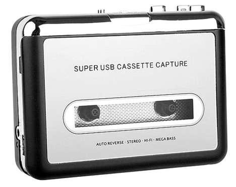 Digital Cassette Converters