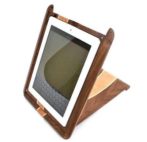 Timber Tablet Portfolios
