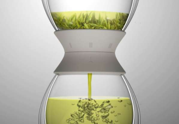 Poetic Hourglass Infusers