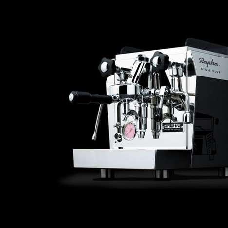 Retrofied Coffee Machines