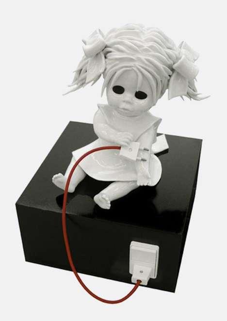 Ghastly Porcelain Dolls