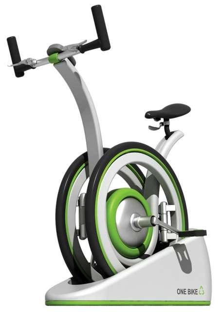 Transforming Kinetic Bikes