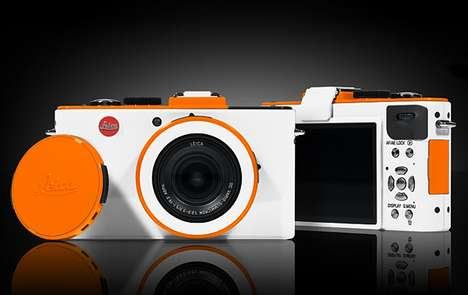 Custom Tangerine Cameras