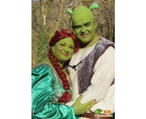 12 Fictional Fantasy Weddings