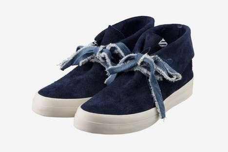 Bright Fold-Down Footwear