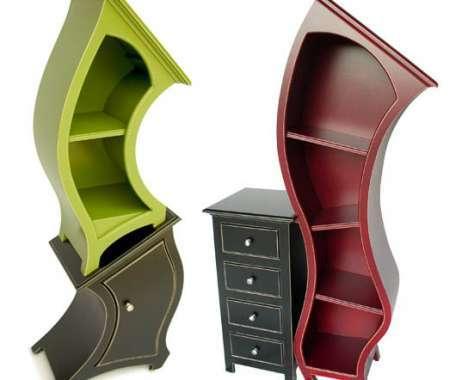 35 Creative Cabinets