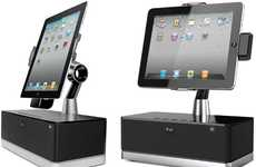 Tablet Home Theatres - The iLuv iMM514 ArtStation Pro Turns the iPad Into a Home Theater