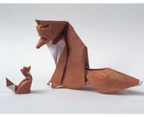 15 Animal Papercrafts