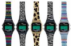 Safari Metallic Timepieces