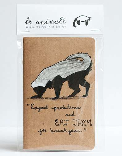 Whimsically Witty Creature Cards - Le Animale Store is a Menagerie of Creative Creatures
