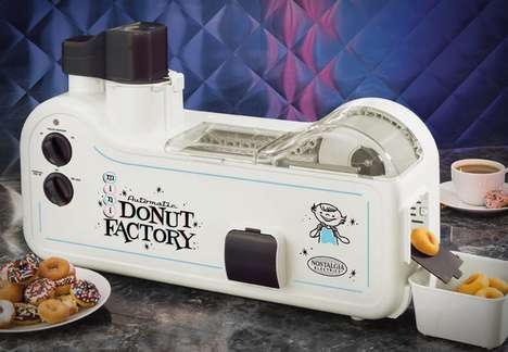 DIY Dessert Home Machines